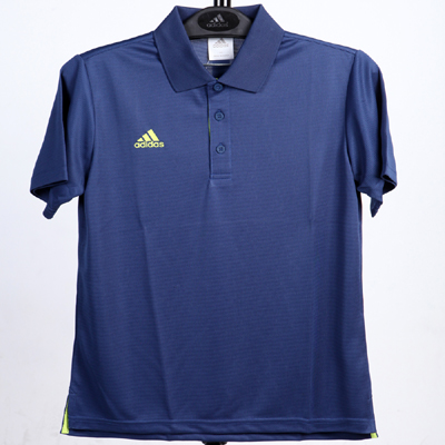 adidas Pigue POLO Shirt-Navy