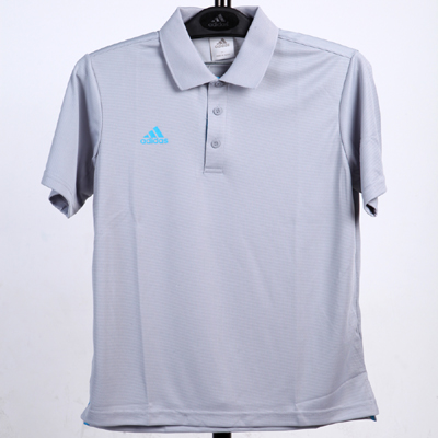 adidas Pigue POLO Shirt-Gray